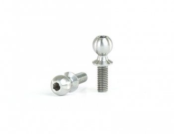 5.5 x 8mm Titanium Ball Stud | 2 pack