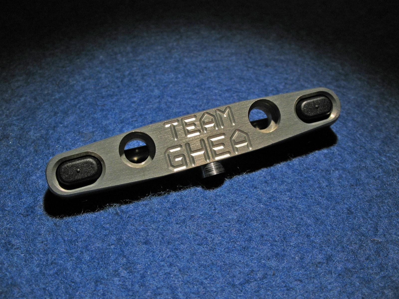 D-Block 4 Degrees toe inc inserts