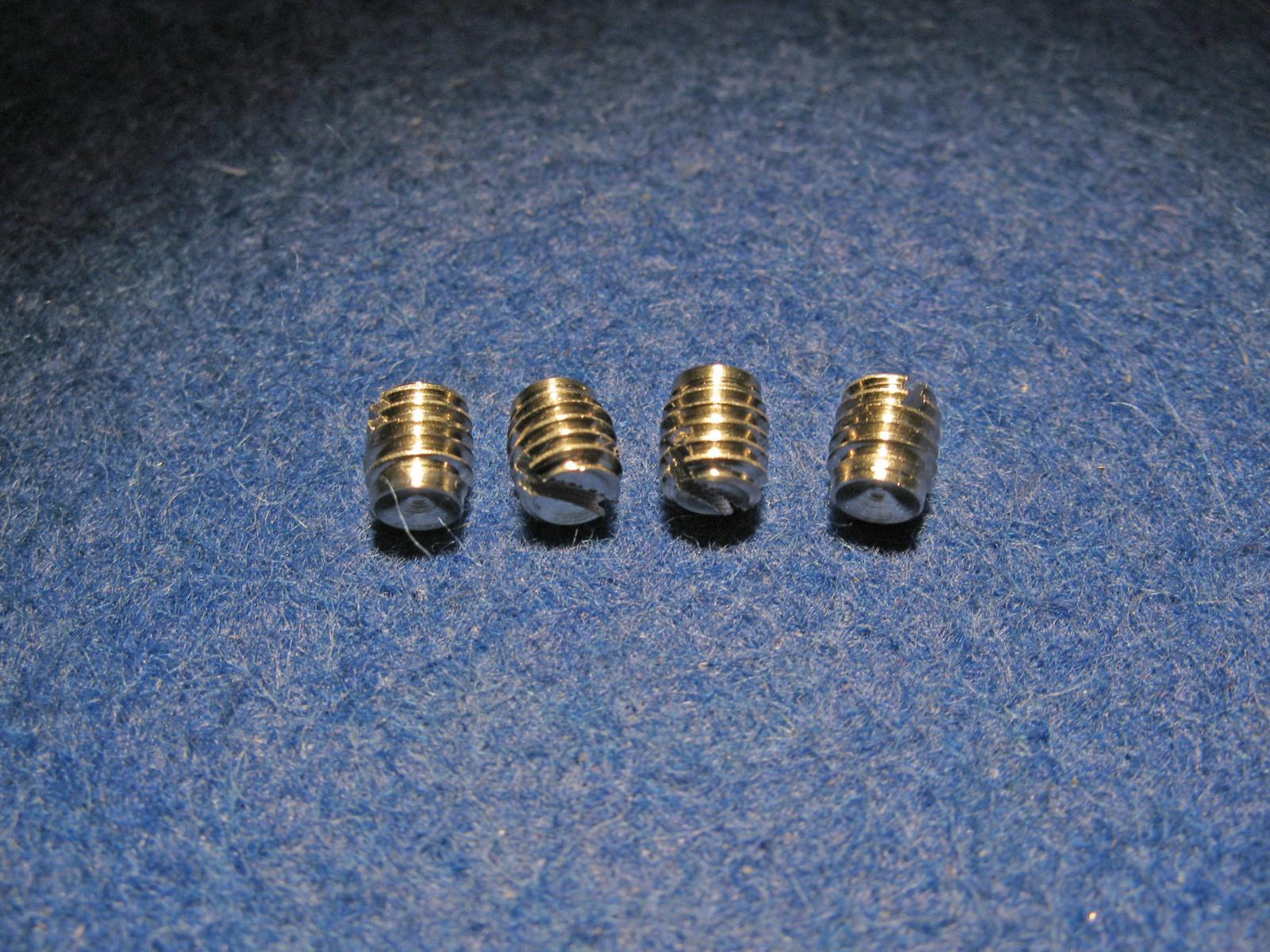 set screws RC8