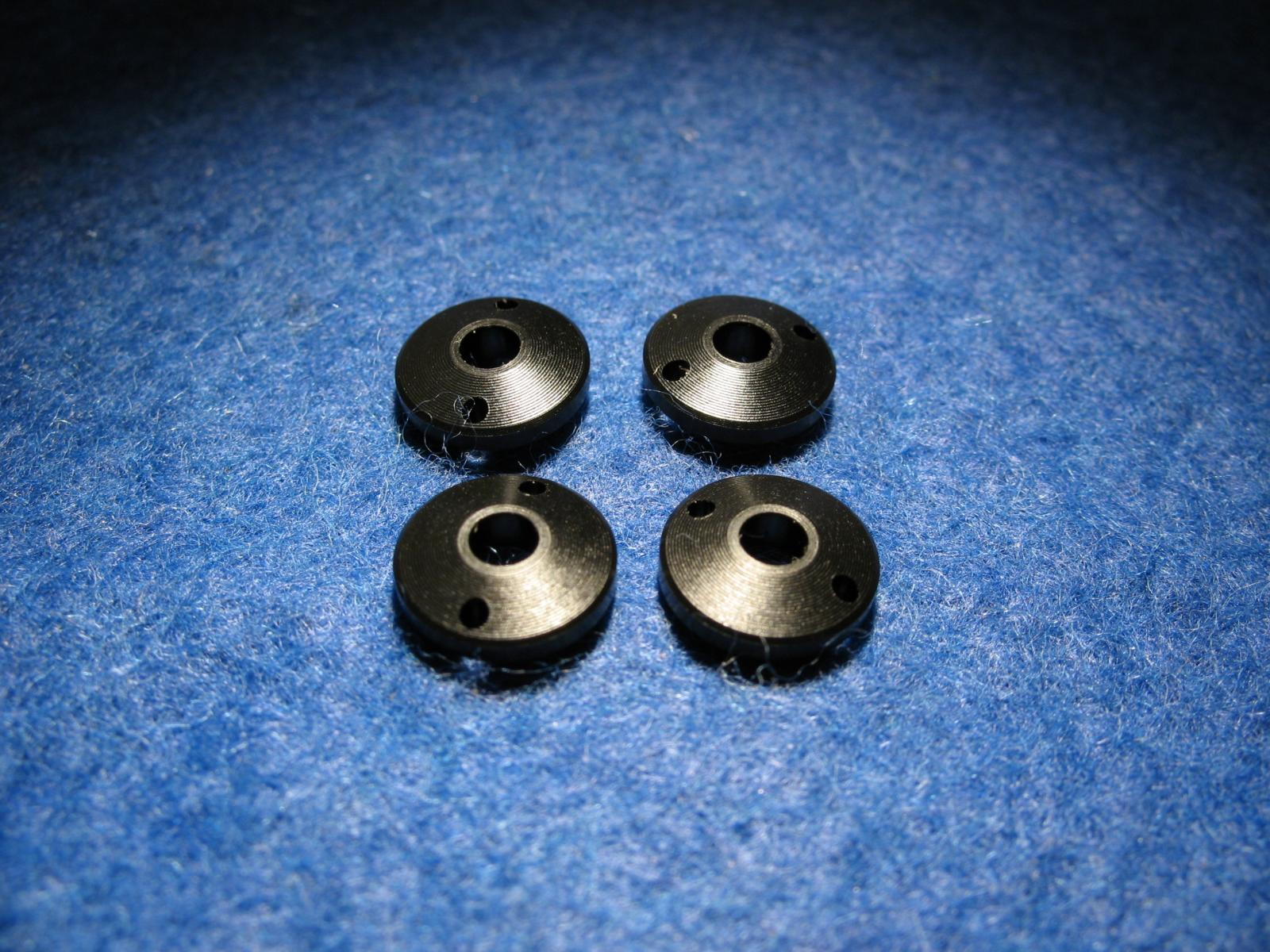 Magic Pistons Big Bore 5x1.3 pistons (pr.)
