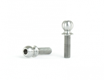 4.9x10mm Titanium Ball Stud | 2 pack
