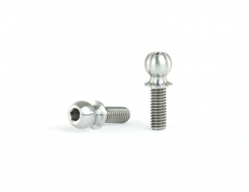 4.9x8mm Titanium Ball Stud | 2 pack