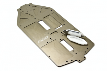 B44.2 Hard-Anodized Aluminum Chassis Set - Click Image to Close