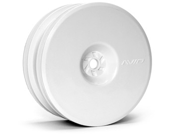 Satellite Front Wheel (B4,C4.1, X6 RB5) | 12mm Hex | White Pair