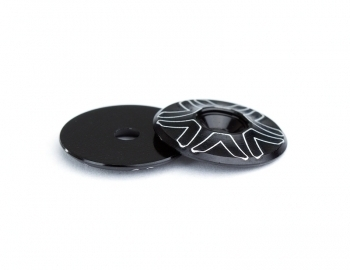 10th Wing Mount Buttons | Black