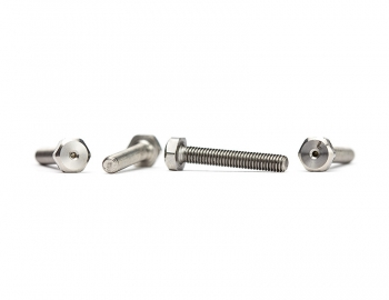 8th Titanium Lower Shock Screws | Set