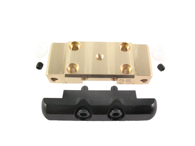 B5 B5M bulkhead kit brass (43g)